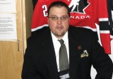 Long-time Hockey Alberta staff member Tim Leer, seen here at the 2005 World U17 Hockey Challenge in Lethbridge, has been a part of the Alberta Cup for nearly 20 years.