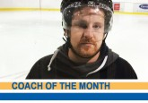 Coach of the Month - September