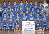 1984-85 NAIT Ooks, Ryan Smyth selected for Alberta Sports Hall of Fame