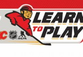 Learn to play with Calgary Flames alumni!