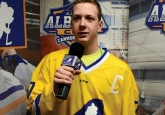Edmonton Yellow defenceman Luke Prokop is one of four athletes playing in the Alberta Cup whose brother played in Team Alberta's U16 program.
