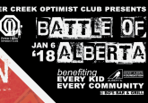 The Piper Creek Optimist Club presents the Battle of Alberta for EKEC