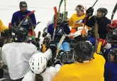 Sledge season kicks off in Calgary