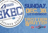 EKEC Speaker Series coming back to Lethbridge