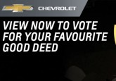 Vote for the Springbank Rockies in the Chevrolet Good Deeds Cup!