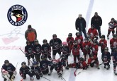 "Brooks Novice Jamboree – ""It's a great day for hockey"""