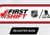 Registration now open for 2019-20 NHL/NHLPA First Shift program