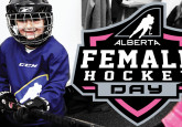 Female Hockey Day Weekend celebration events