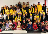 Airdrie 'Kindness Ninjas' visit the Alberta Winter Games