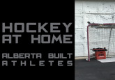 Hockey at Home with Marc & Izzy Lajoie - Soft Catch & Release Shooting
