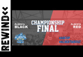 2019 Alberta Cup Rewind: Championship Final - Alberta Black vs Alberta Red