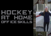 Hockey at Home with Ali Stead: Puck Pullbacks