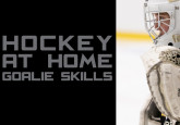 Hockey at Home Goalie Skills - Hand/Eye Coordination