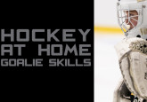 Hockey at Home Goalie Skills - Recovery