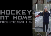 Hockey at Home with Ali Stead: Jump Shot