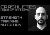 Hockey at Home with Crash Conditioning - Episode Eight