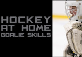 Hockey at Home Goalie Skills - Agility & Hand-Eye