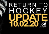 Return To Hockey Plan - October 2 Update