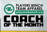Nominations now open for 2020-21 Coach of the Month program