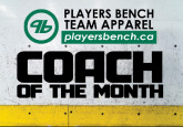 Coach of the Month - Randy Rosen