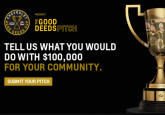 Chevrolet Good Deeds Cup now accepting submissions