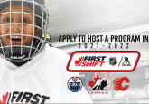 2021-22 First Shift host application process now open