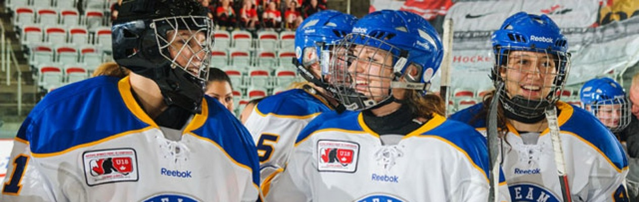 Hockey Alberta Announces Team Alberta Female U18 Summer Camp List