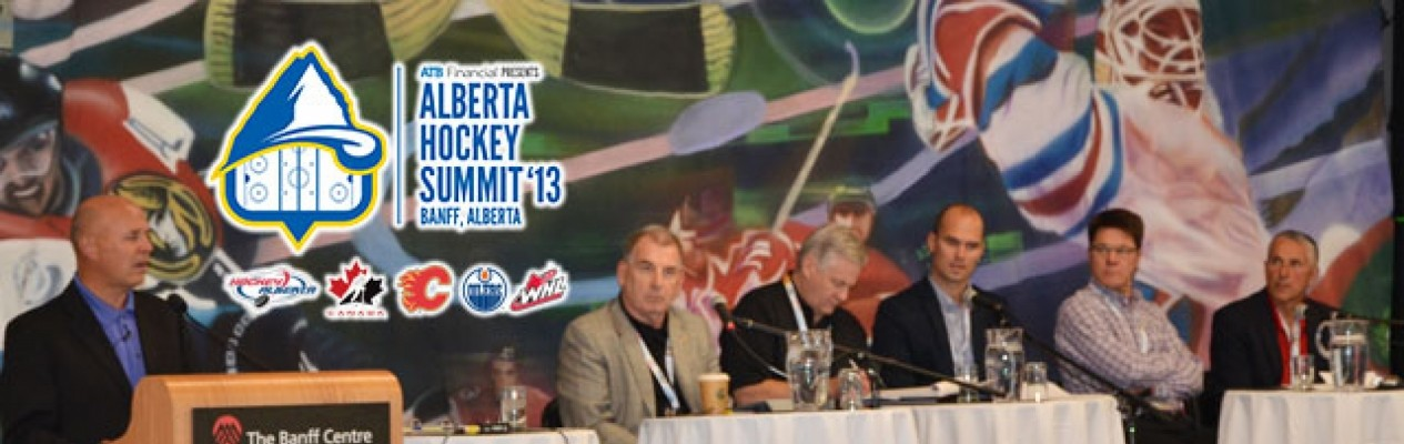 Seven Themes Emerge From 2013 Alberta Hockey Summit