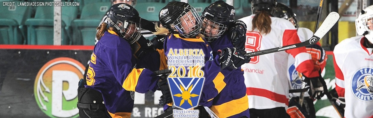 Female Alberta Winter Games Rosters