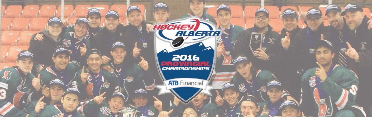 Communities and Teams Across Alberta Gearing Up For Hockey Alberta Provincial Championships