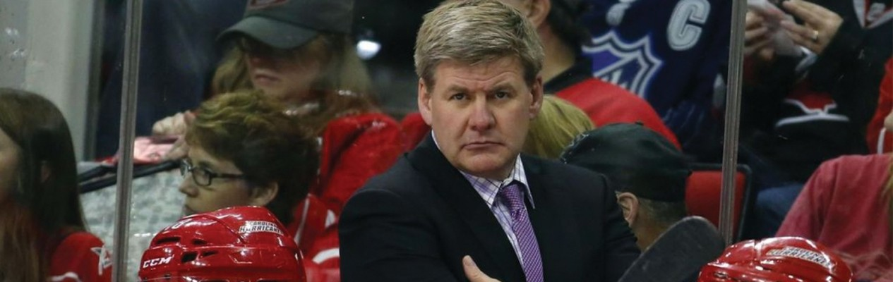 Now a head coach in the NHL, Bill Peters points to his time with the Alberta Cup as a key part of his development as a coach.