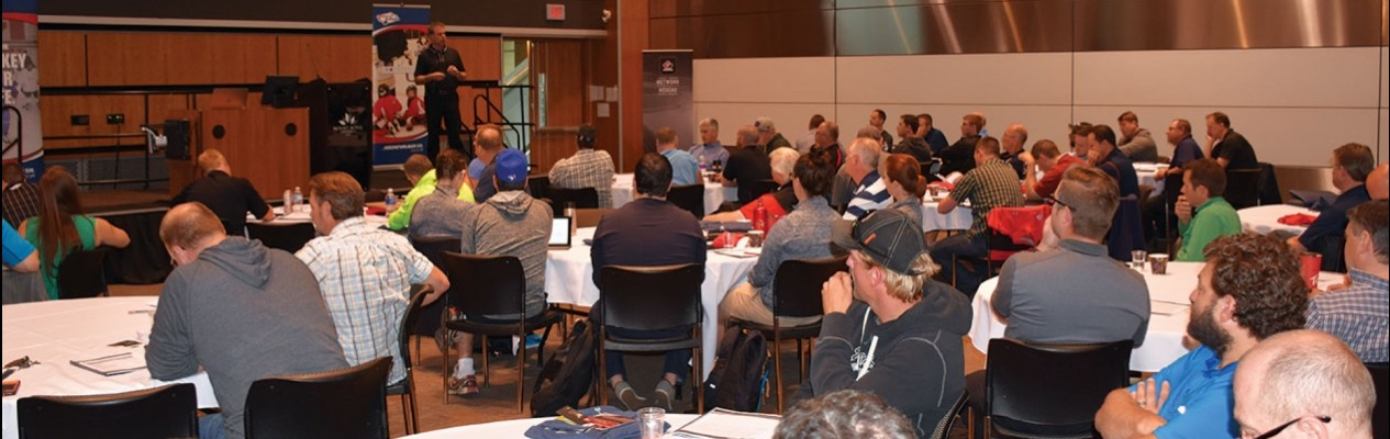 Introducing the Hockey Alberta Coach Workshop Series