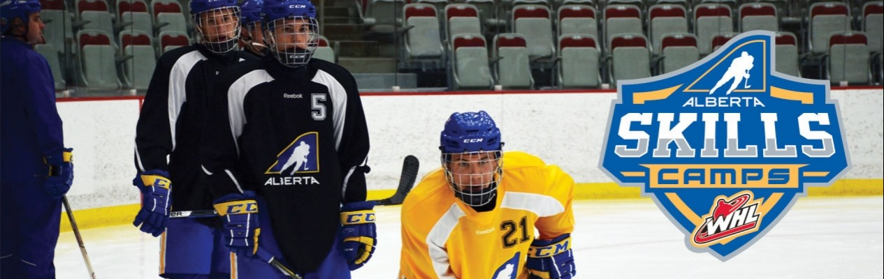 Registration now open for the 2018 Hockey Alberta/WHL Skills Camp
