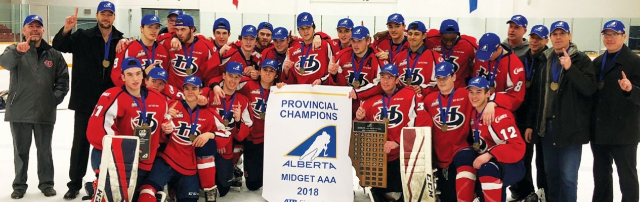 St. Albert Slash, Lethbridge Hurricanes in the hunt for National titles