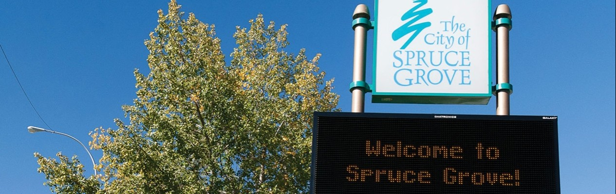 Photo credit: City of Spruce Grove