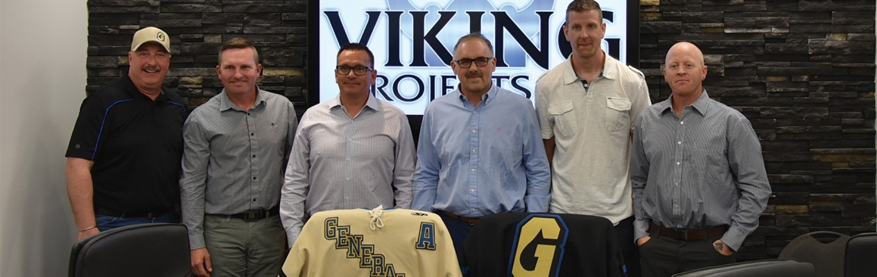 Viking Projects named 2019 Allan Cup title sponsor