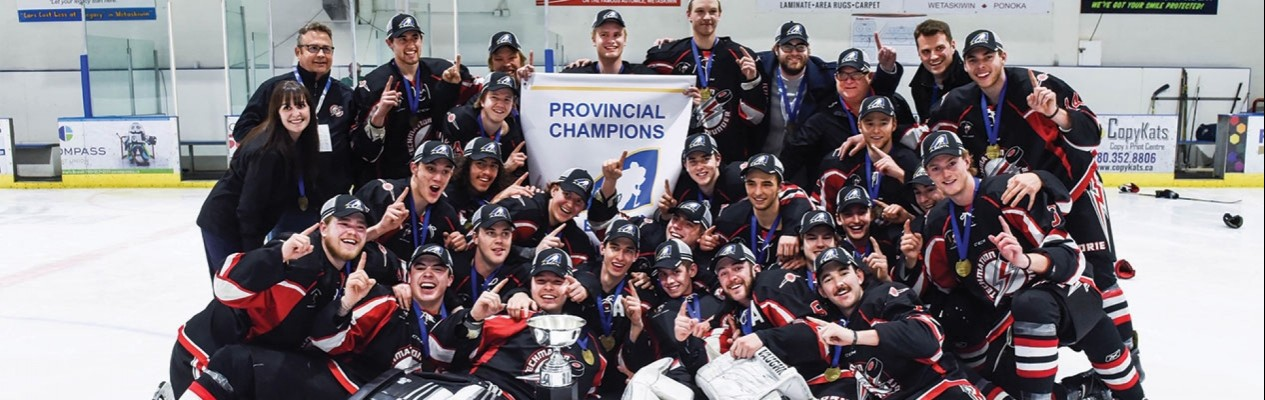Hockey Alberta Provincial Championships Week Four Results April