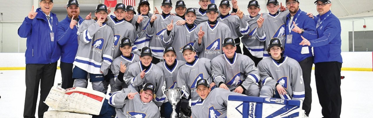 North Grey Wins The 2019 Peewee Prospects Cup May 12 2019