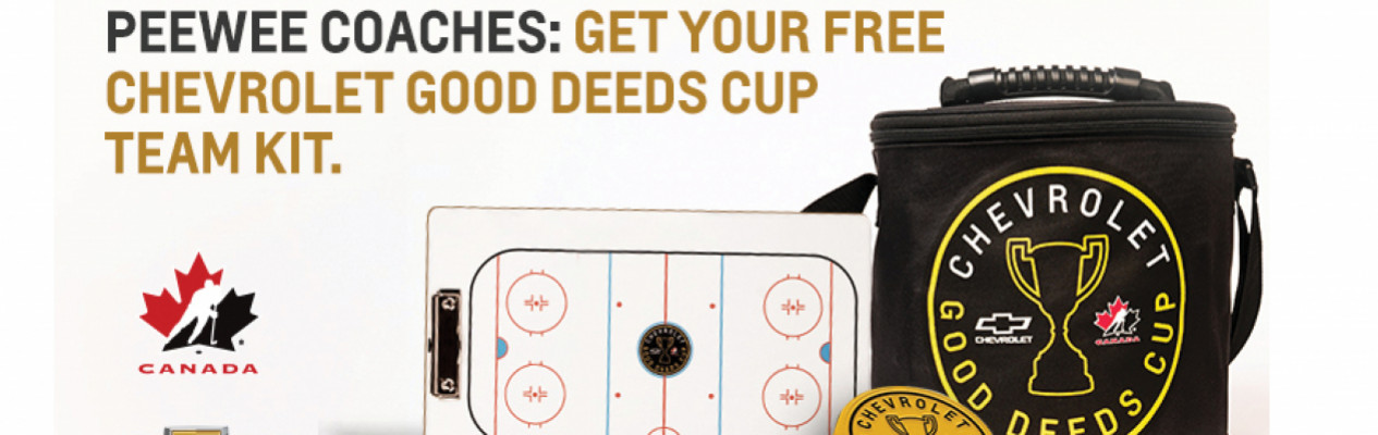 Chevrolet Good Deeds Cup returns for 2019-20 season