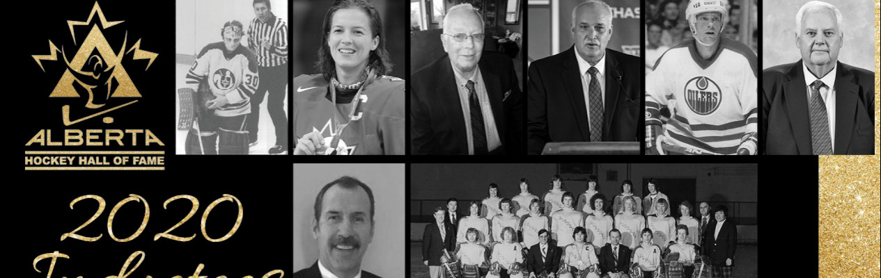 Introducing the Alberta Hockey Hall of Fame Class of 2020