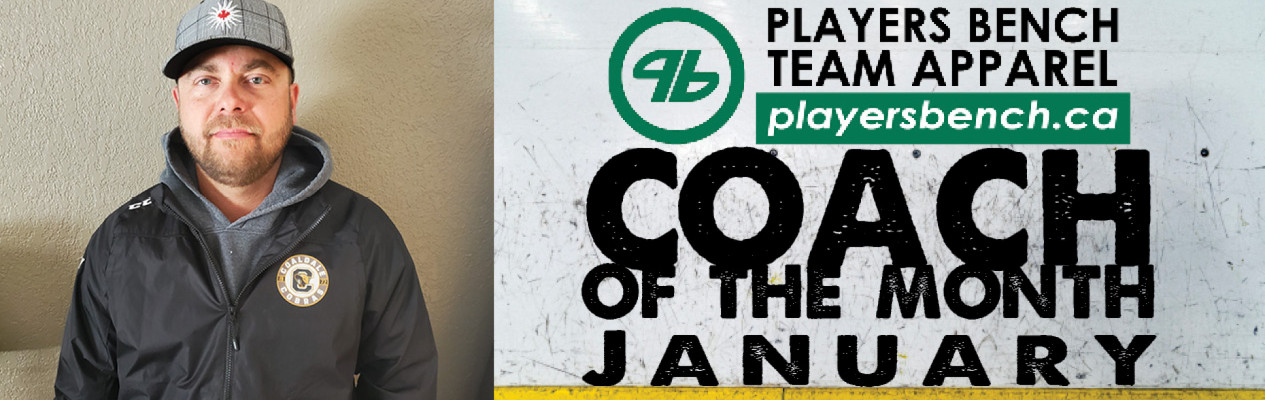 Coach of the Month - January