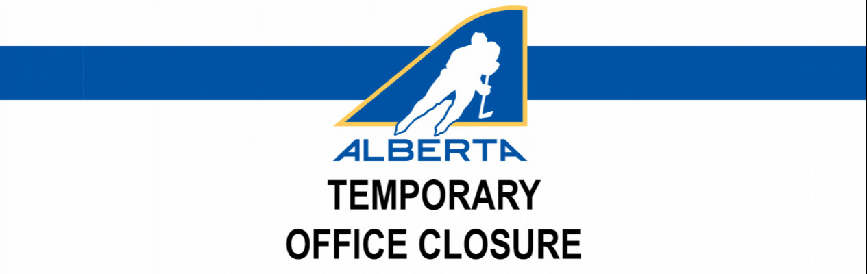 COVID-19 Update: Hockey Alberta closing office, staff working remotely