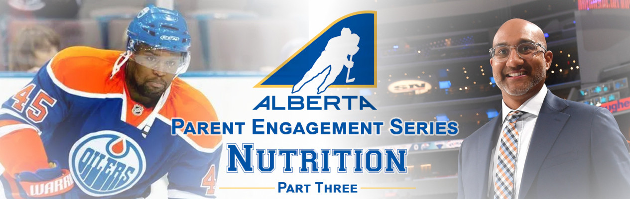 Parent Engagement Series - Part Three: Nutrition