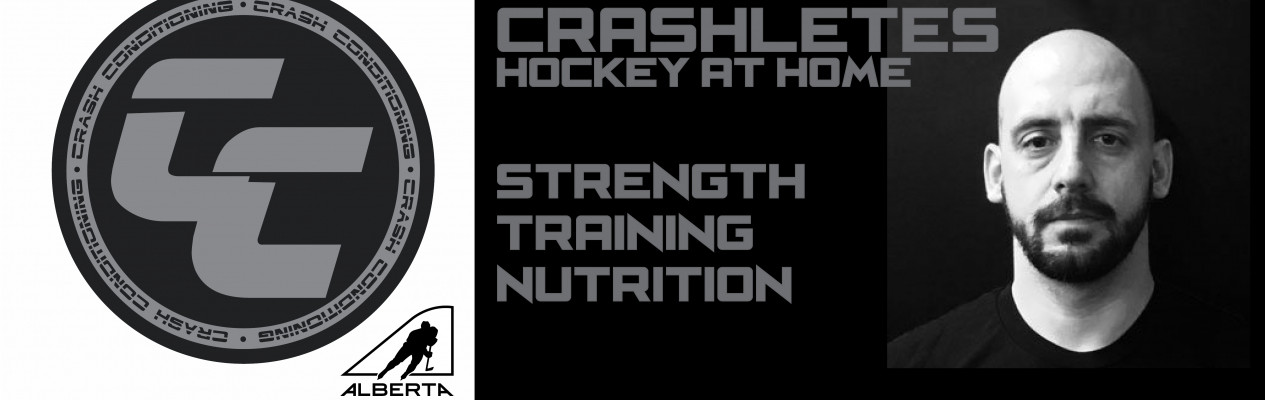 Hockey at Home with Crash Conditioning - Episode One