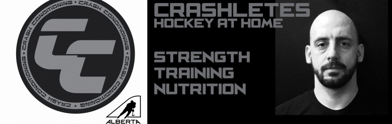 Hockey at Home with Crash Conditioning - Episode Three (Featuring Mike Green and Dr. Christopher Woo)