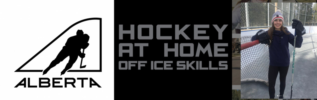 Hockey at Home with Ali Stead: Backhand Flip