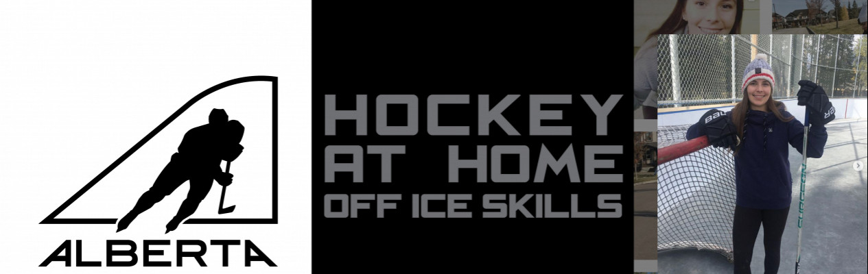 Hockey at Home with Ali Stead: Drag and Shoot