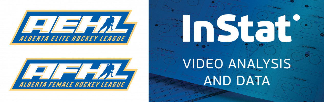 InStat Sport on board as AEHL and AFHL video analyst partner
