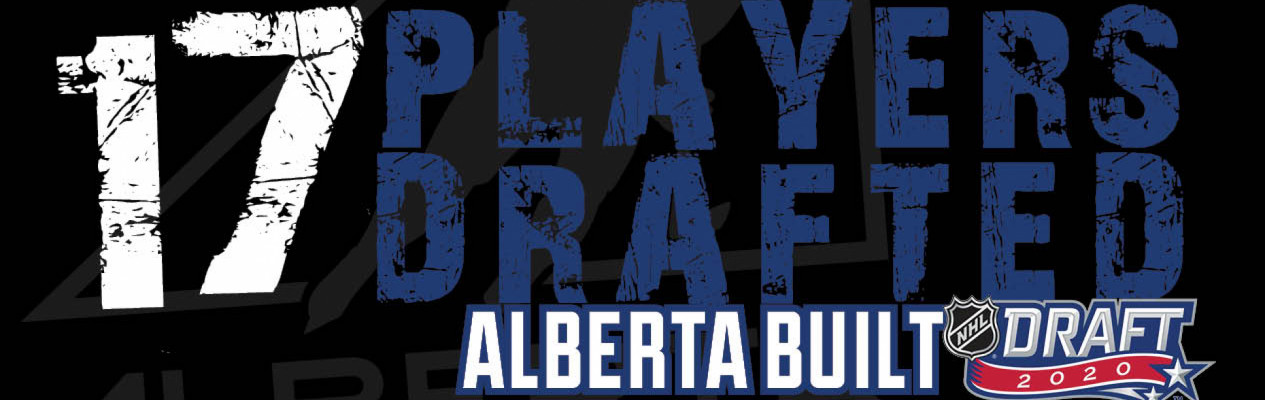 Seventeen Albertans selected at 2020 NHL Draft