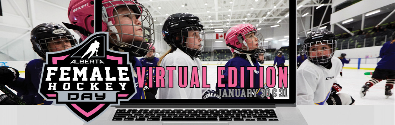 2021 Female Hockey Day to be hosted virtually on January 30 & 31